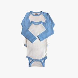 Blue Baby Body Suit
